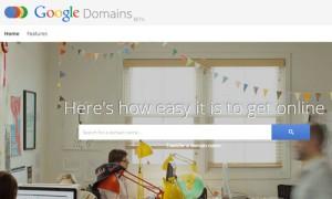 谷歌全面开放域名注册服务最低12美元