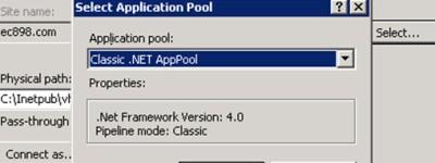 Plesk服务器安装Hishop出错分析与解决