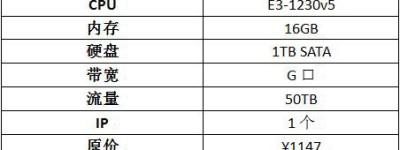 RAKsmart美国G口大带宽服务器特惠价600元
