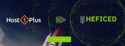 Host1Plus正式更名为Heficed