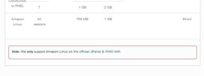 VPS服务器上安装cPanel控制面板教程