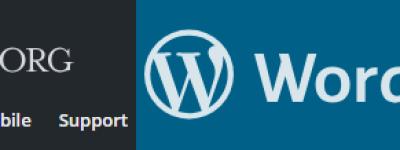 简述WordPress.org和WordPress.com的区别