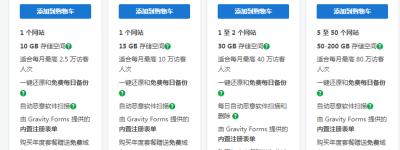 GoDaddy VS iPage:WordPress主机对比评测