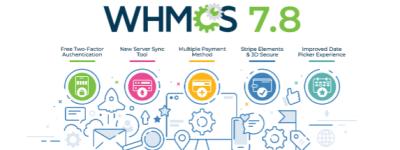 WHMCS7.8版本特色功能全解析