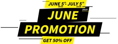 Krypt主机商推出夏季半价促销优惠活动