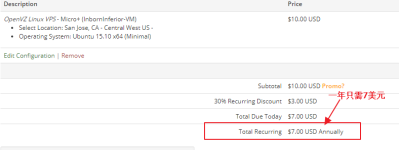 VirMach补货圣何塞机房低价美国VPS方案