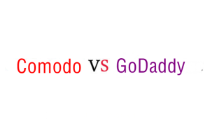 Comodo和GoDaddy的SSL证书对比哪个好