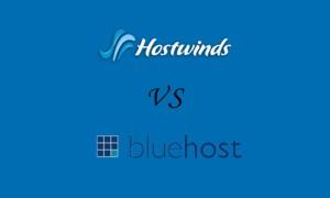 Hostwinds和BlueHost虚拟主机综合对比评测