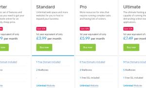 123-reg推出新的虚拟主机方案 价格只需£2.99