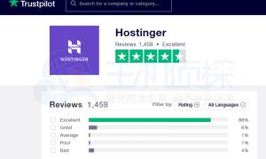 Hostinger虚拟主机方案及优缺点介绍