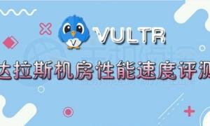 Vultr达拉斯机房性能速度综合评测