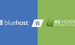 美国虚拟主机BlueHost VS A2Hosting对比评测