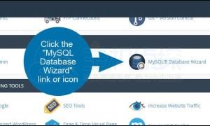 HostEase主机cPanel面板创建和管理MySQL数据库教程
