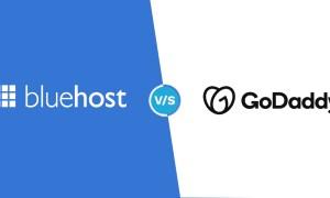 美国虚拟主机BlueHost VS GoDaddy对比评测