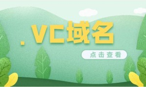 vc域名怎么样 vc域名注册价格优势