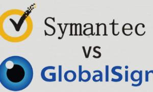 SSL证书哪家好?GlobalSign和Symantec选谁