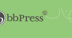 bbPress:一款功能强大的WordPress论坛插件