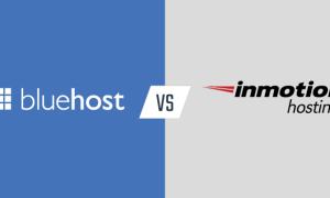 两大美国主机BlueHost和InmotionHosting对比评测