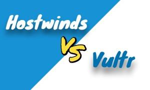 综合评测:Vultr和Hostwinds服务器性能速度对比