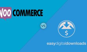 WooCommerce和Easy Digital Downloads哪个好