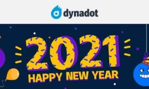Dynadot域名注册新年特惠 .com域名首年注册仅需$6.99