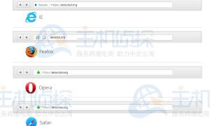OV SSL证书认证/验证条件