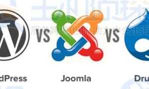WordPress、Joomla、Drupal外贸建站哪个好?