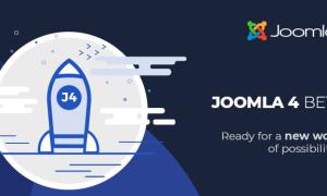 Joomla版本更新:Joomla4 beta2发布