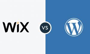 WordPress与Wix哪个好  WordPress与Wix比较