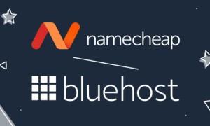 两大美国主机BlueHost和Namecheap对比评测