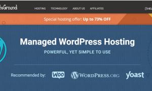 SiteGround WordPress主机秋季促销 价格最低仅需$3.99/月