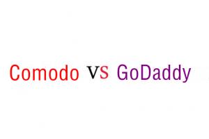 Comodo和GoDaddy的SSL证书对比