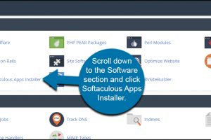 GreenGeeks Softaculous Apps安装程序