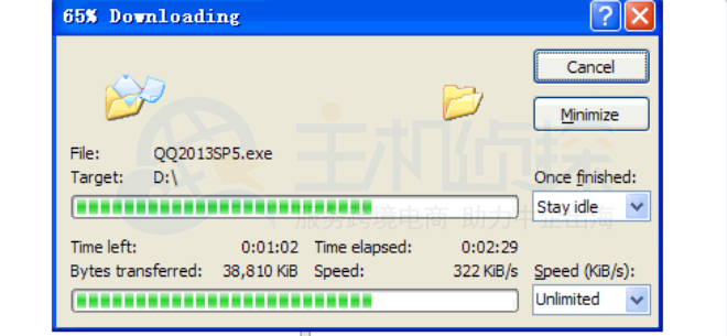 BuyVM VPS速度测试