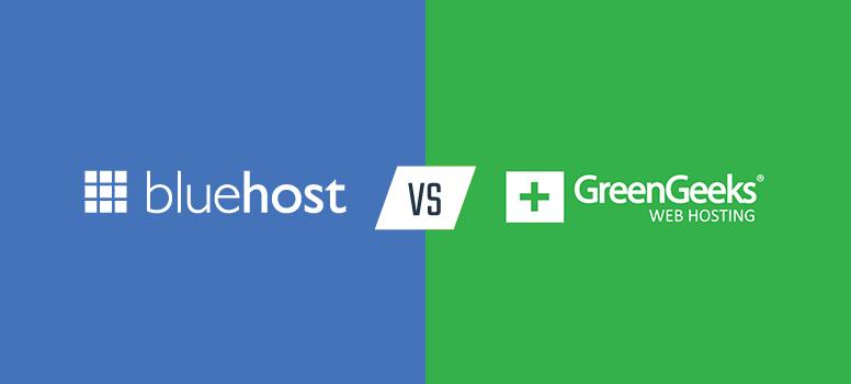 Bluehost与GreenGeeks对比评测