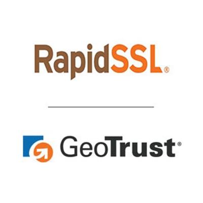RapidSSL升级到GeoTrust