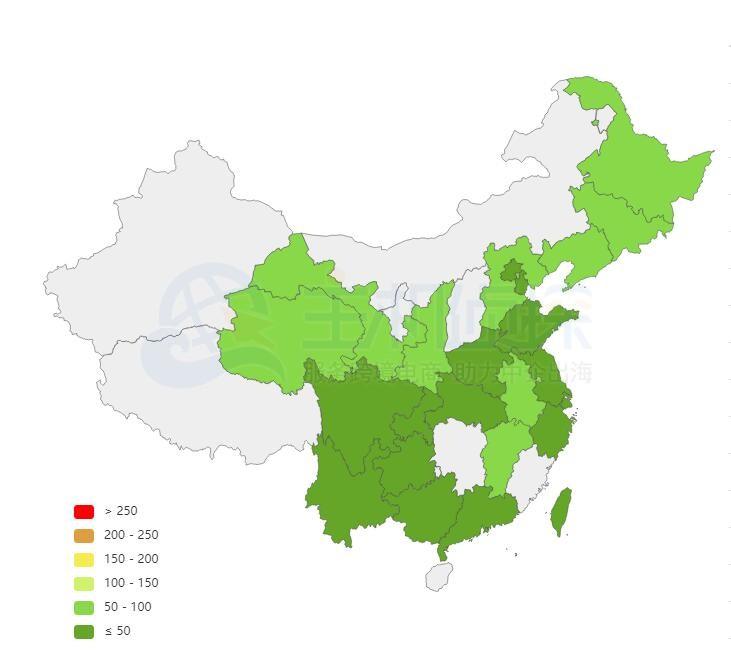 HostEase香港PHP虚拟主机Ping测试