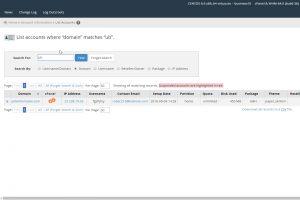 Hostwinds通过WHM登录cPanel账户