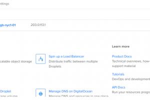 DigitalOcean方案列表