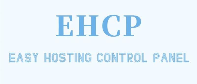 EHCP:一款免费的开源主机控制面板