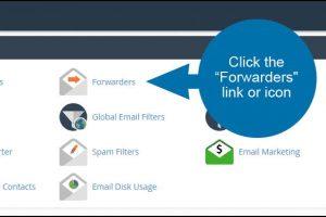 HostEase主机cPanel面板设置电子邮件转发器教程