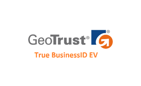 GeoTrust EV SSL证书