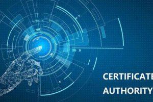 企业CA证书