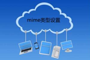 Linux虚拟主机mime类型的设置方法