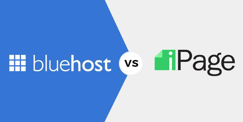 BlueHost和iPage对比评测