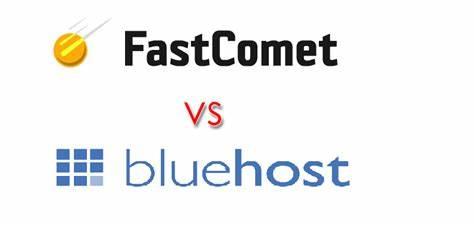 BlueHost与FastComet对比评测