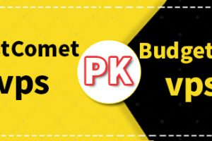 FastComet和BudgetVM