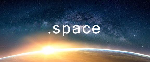 space域名注册