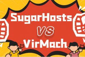 SugarHosts与VirMach