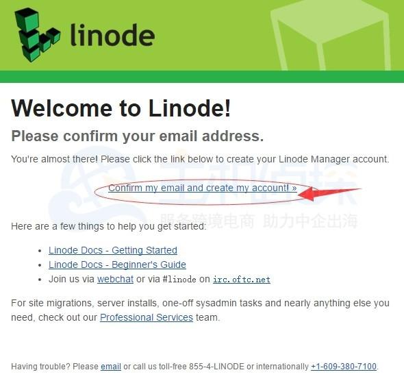 linode购买教程